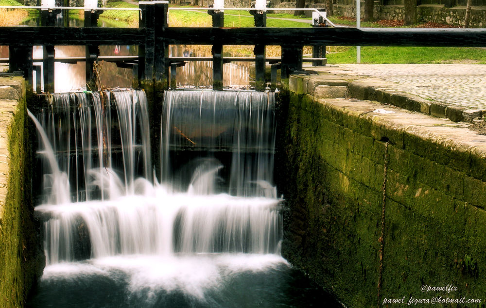 Waterfall by Pawel Figura