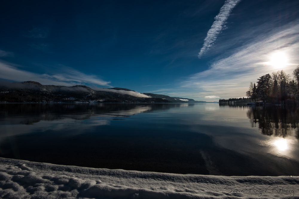 Norway today. by Svein Roger Reberg
