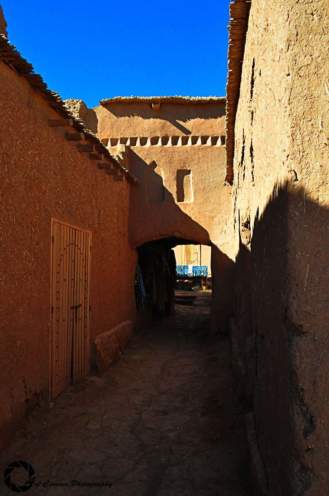 Photo in Street Photography #old street #traditional #morocco #ouarzazate