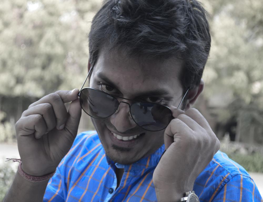 Its me ;) :) by Chetan Kumar