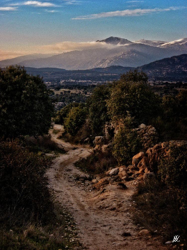 Caminos perdidos. by mavanico