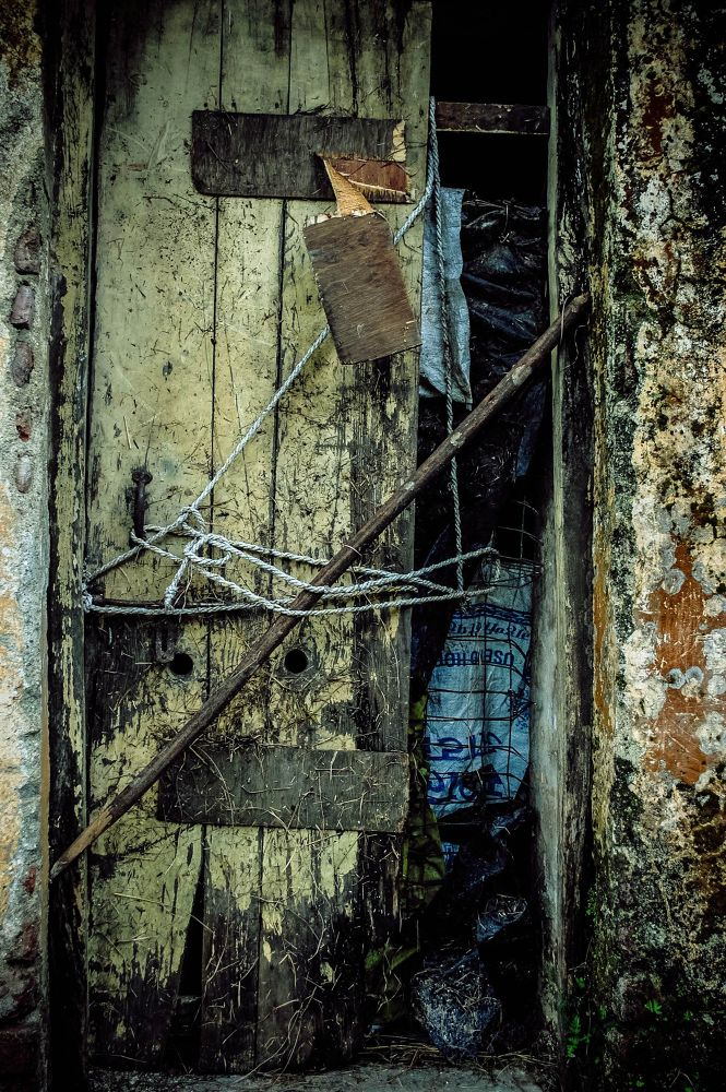 The Door . . . by Kuljit Bhatti