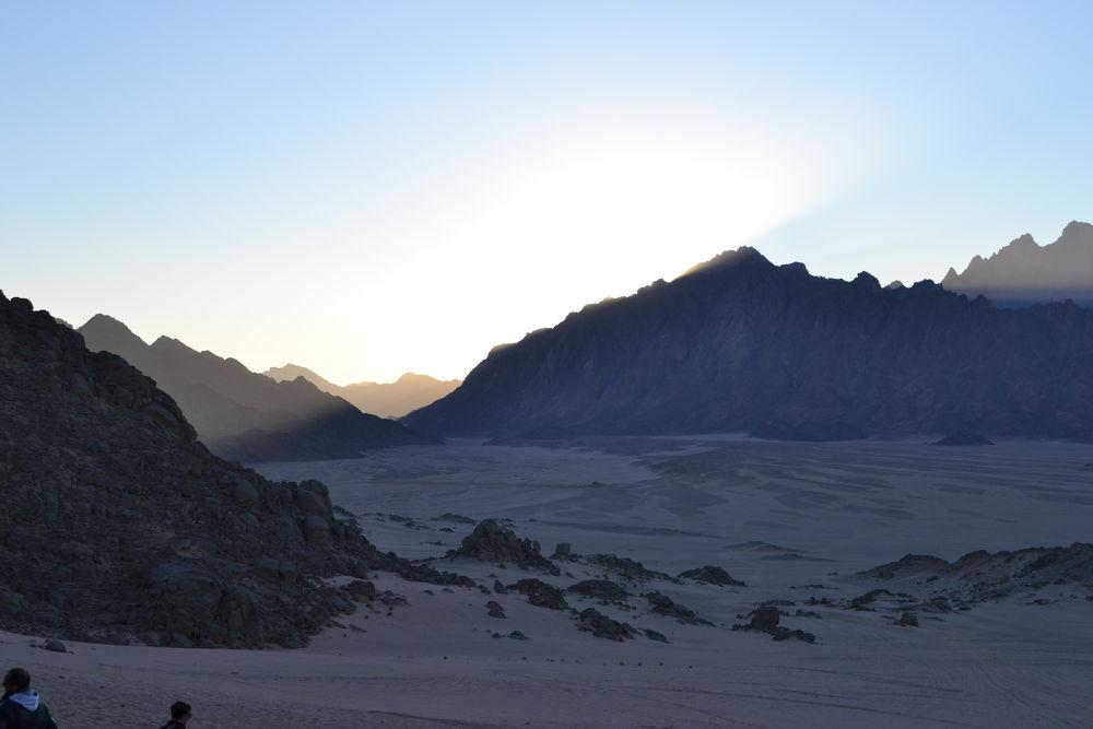 Tramonto nel deserto 140 by Claudio Soliani