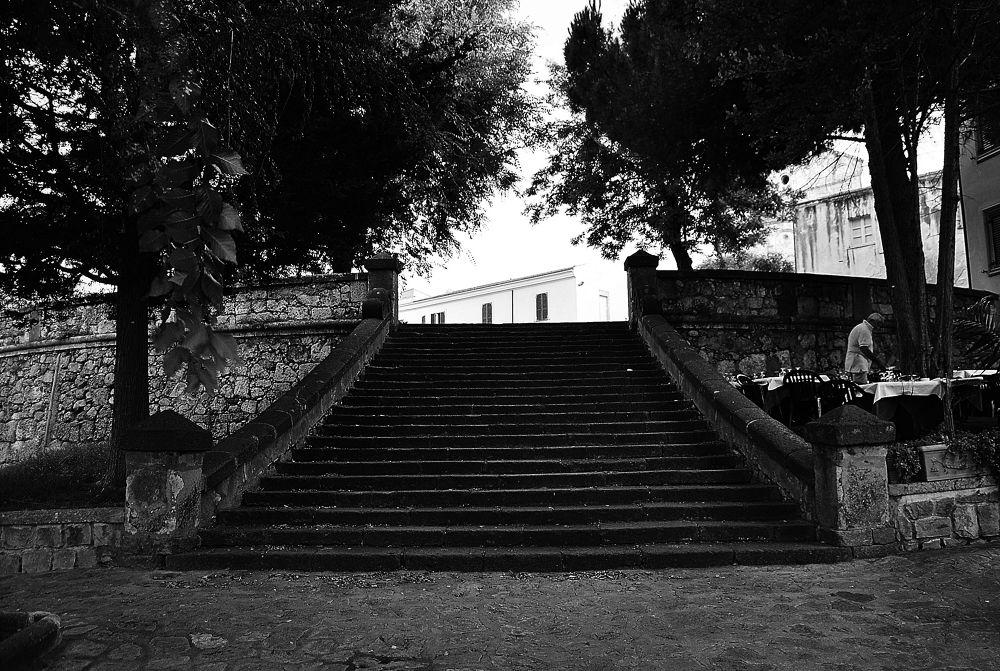 Porto torres 02 by Giambattista Cancedda