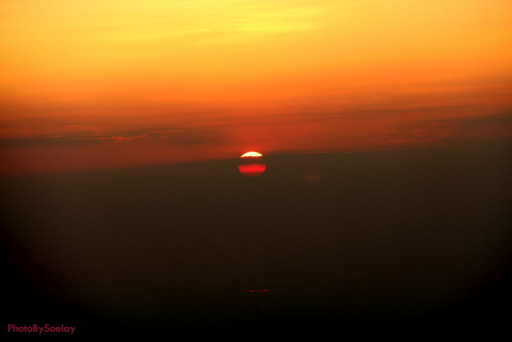 sunset by Titan Pro-Arkar