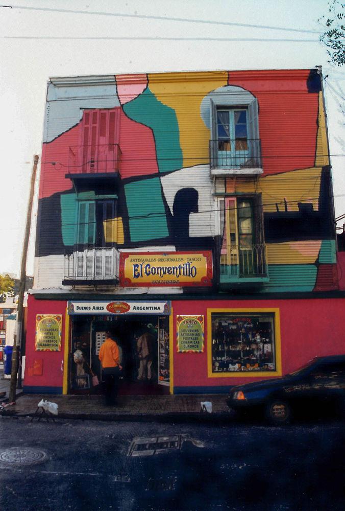 Buenos-Aires-106 by Arie Boevé