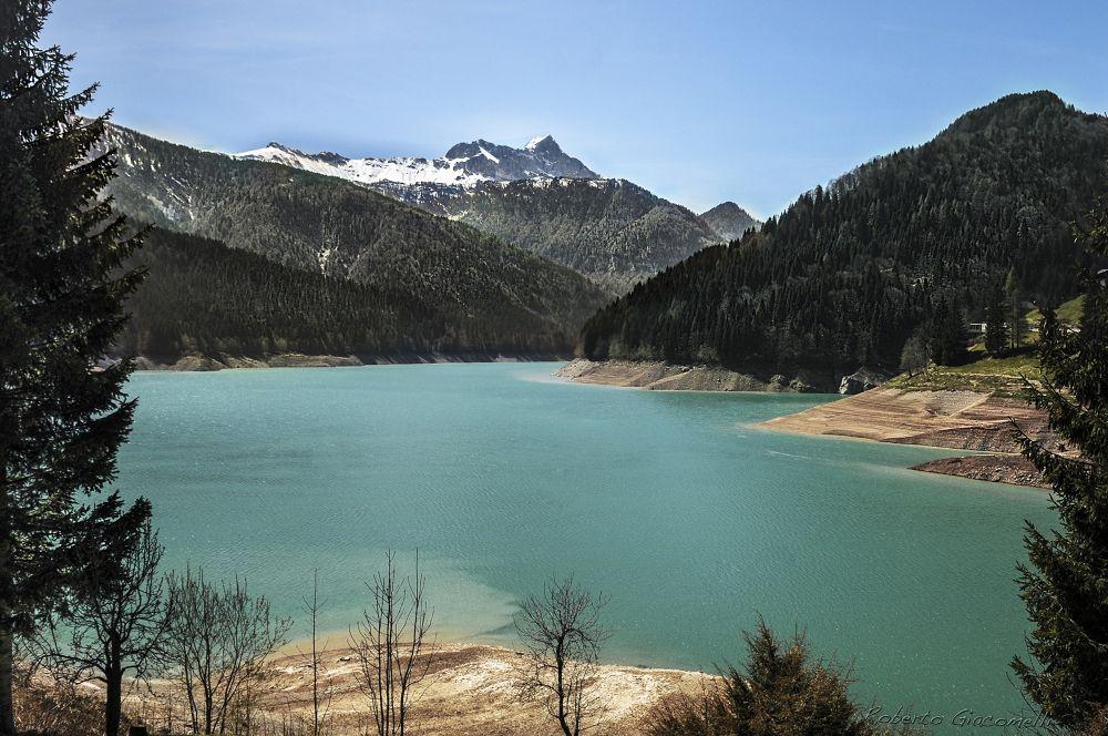 Sauris Lake by RobertoGiacomelli