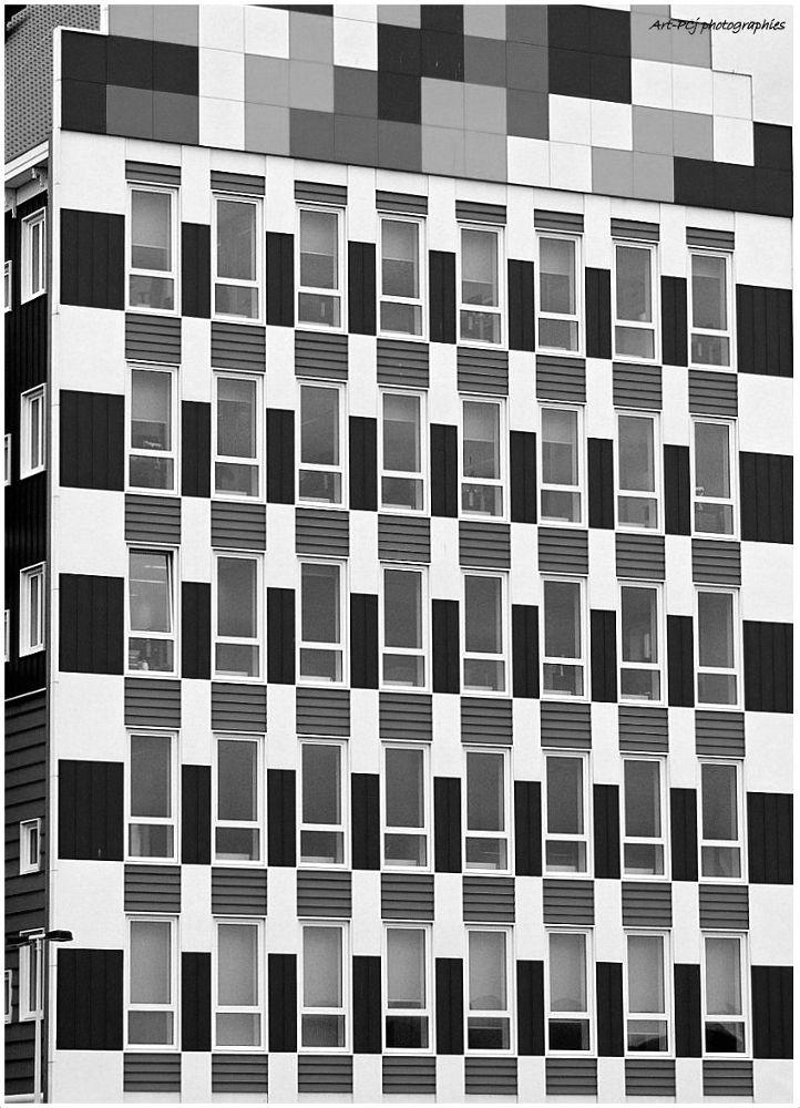 Architecture by Pascale Jaouen Art PCj