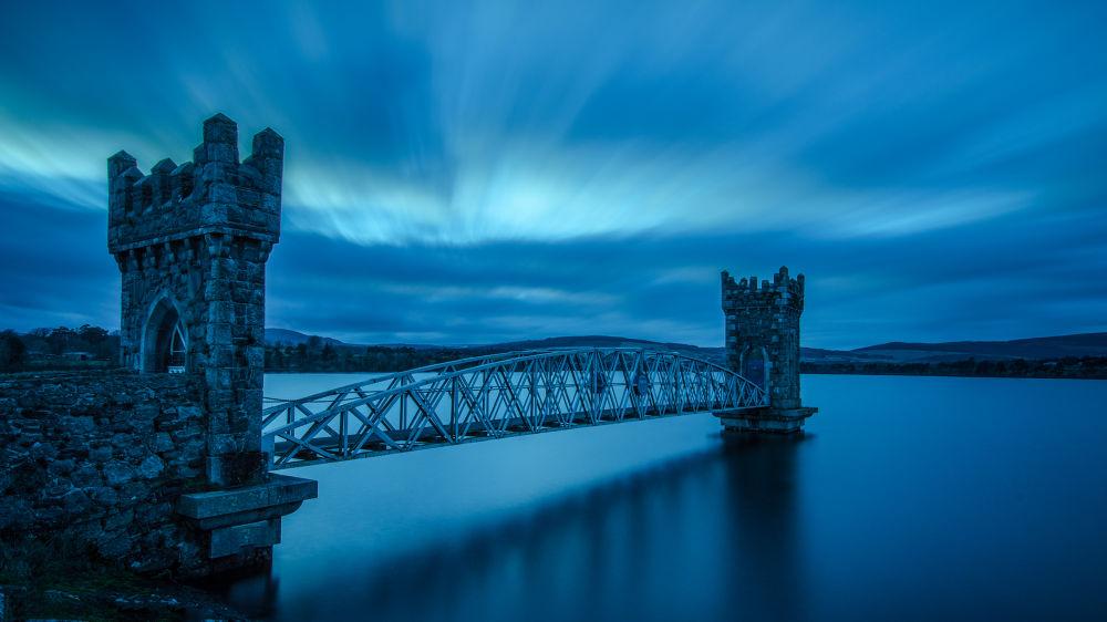 bridge tower by Greg Sinclair