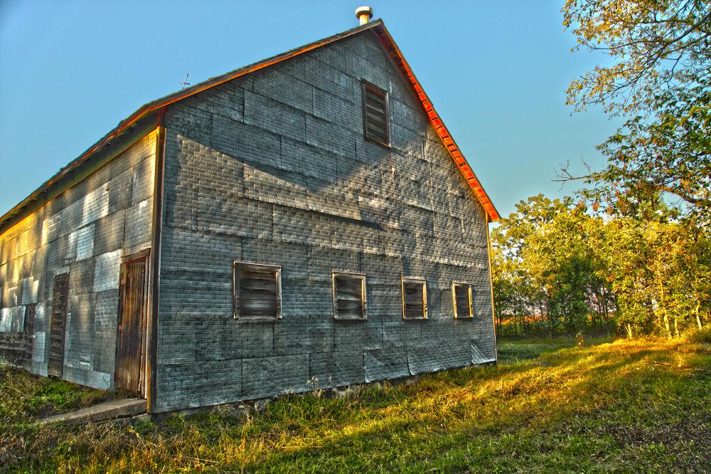Mcdougal Barn by Matthew Britton