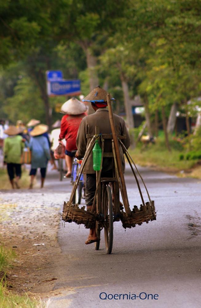 Go Home by Kurniawan Wachid