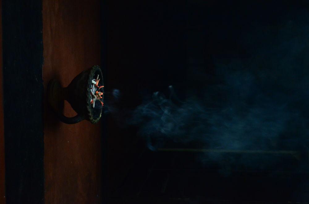 smoke by mithunn chakraborty