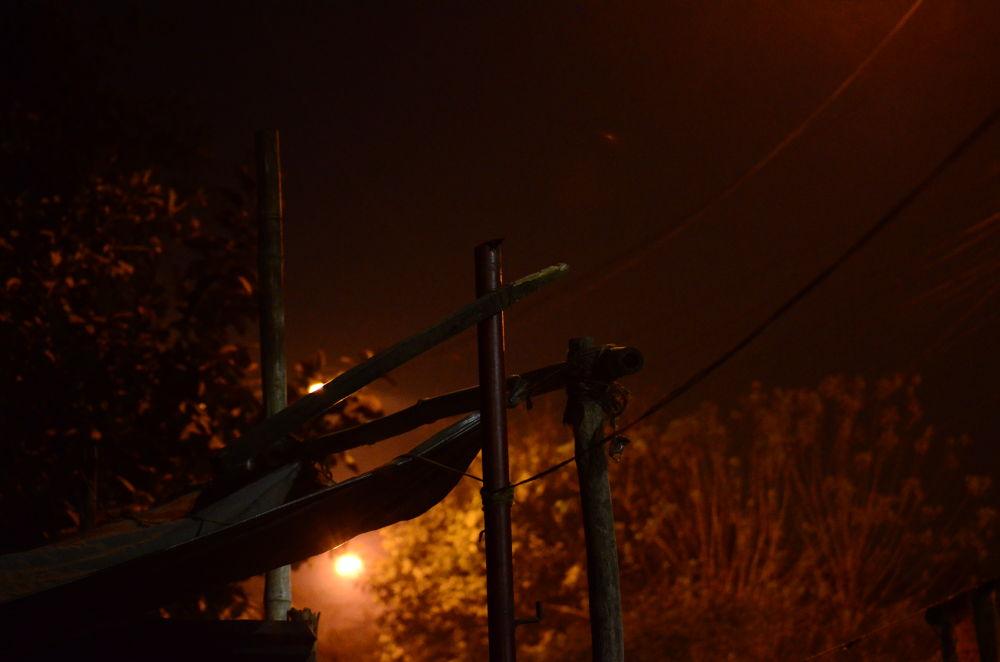 night by mithunn chakraborty