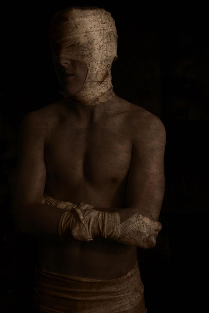 Mummy #2 by Cj King
