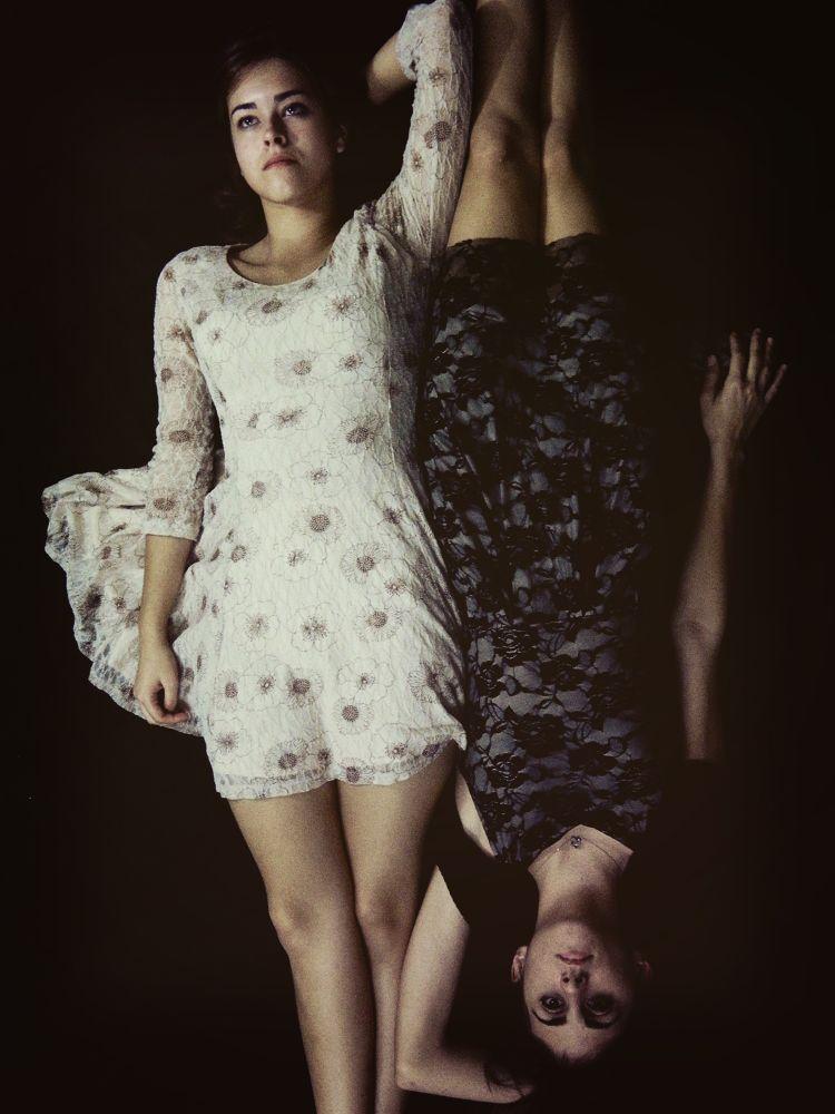 Yin and Yang by Cj King