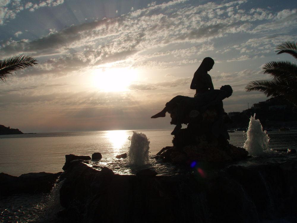 kini beach,siros island, cyclades, aegean, Greece by Alexandros Alexiou ZouperMan