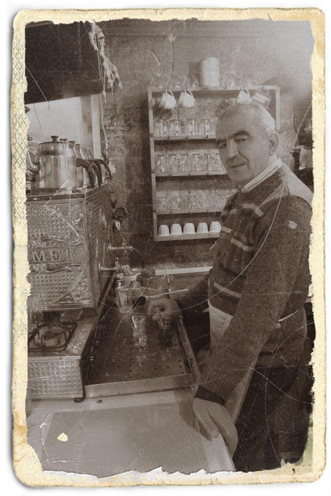 Coffee maker by Günas Özler