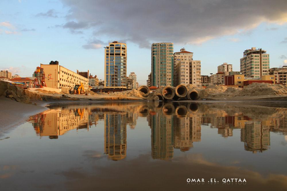 Reflection by Omar El Qattaa