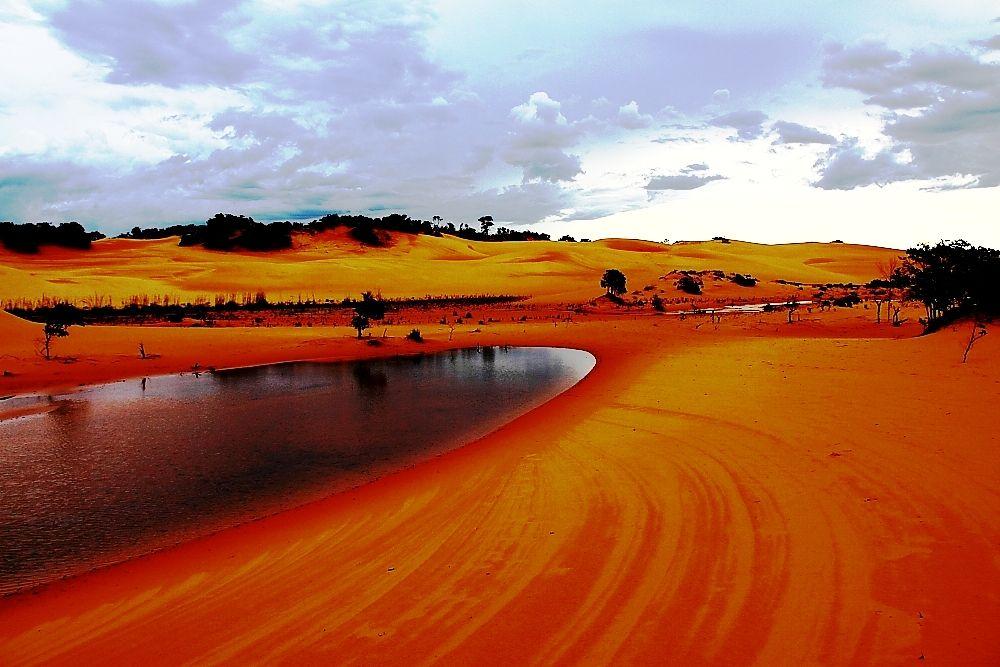 """La Repubblica"""" - Deserto do Jalapão, Tocantins, Brazil by Eduardo Andreassi"""