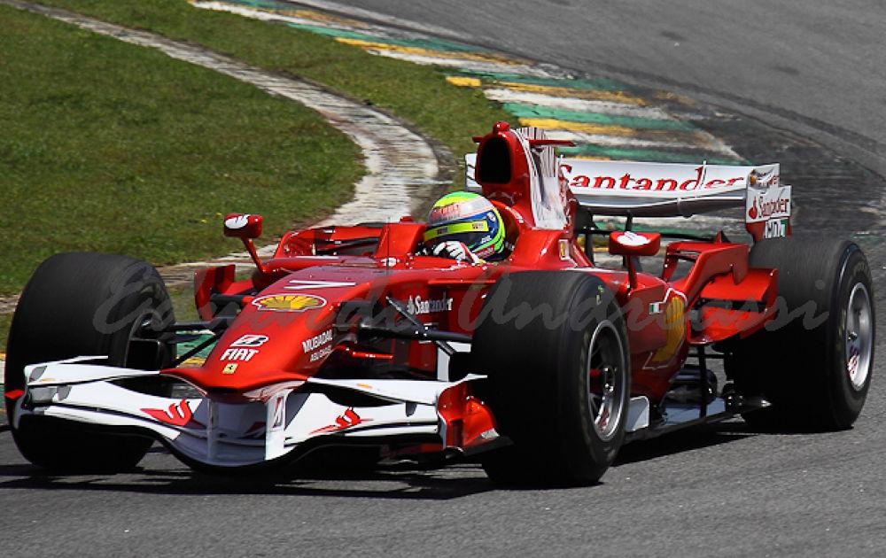 Felipe Massa by Eduardo Andreassi