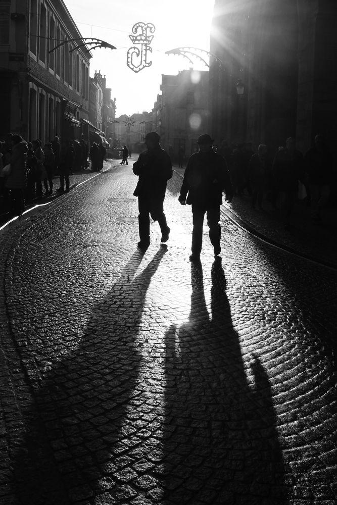 Shadows by Patricia de la Lama