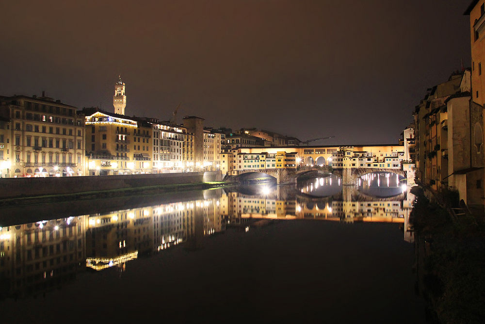 Ponte Vecchio by Patricia de la Lama