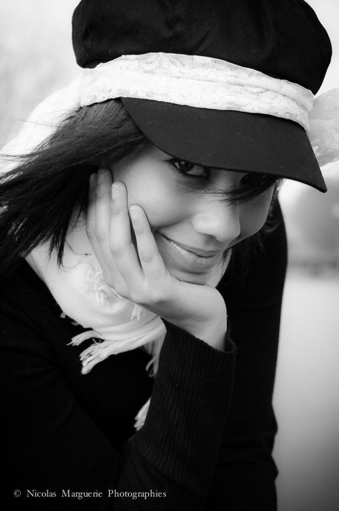 Audrey by Nicolas Marguerie Photographies