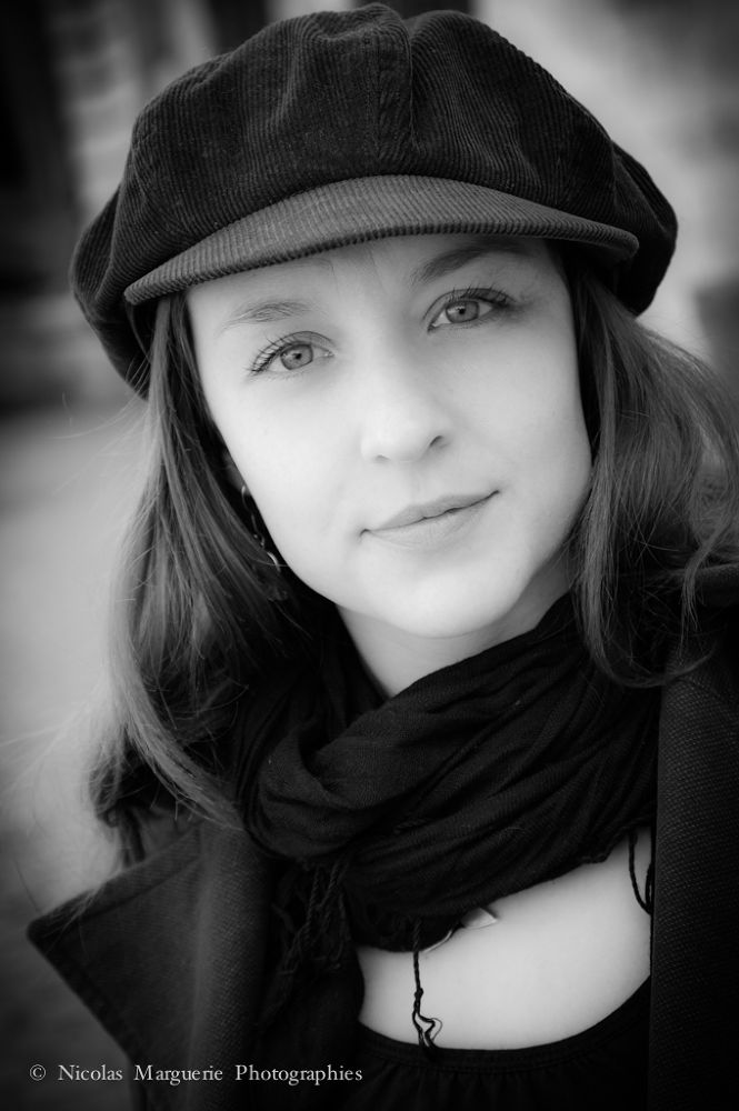 Sarah by Nicolas Marguerie Photographies