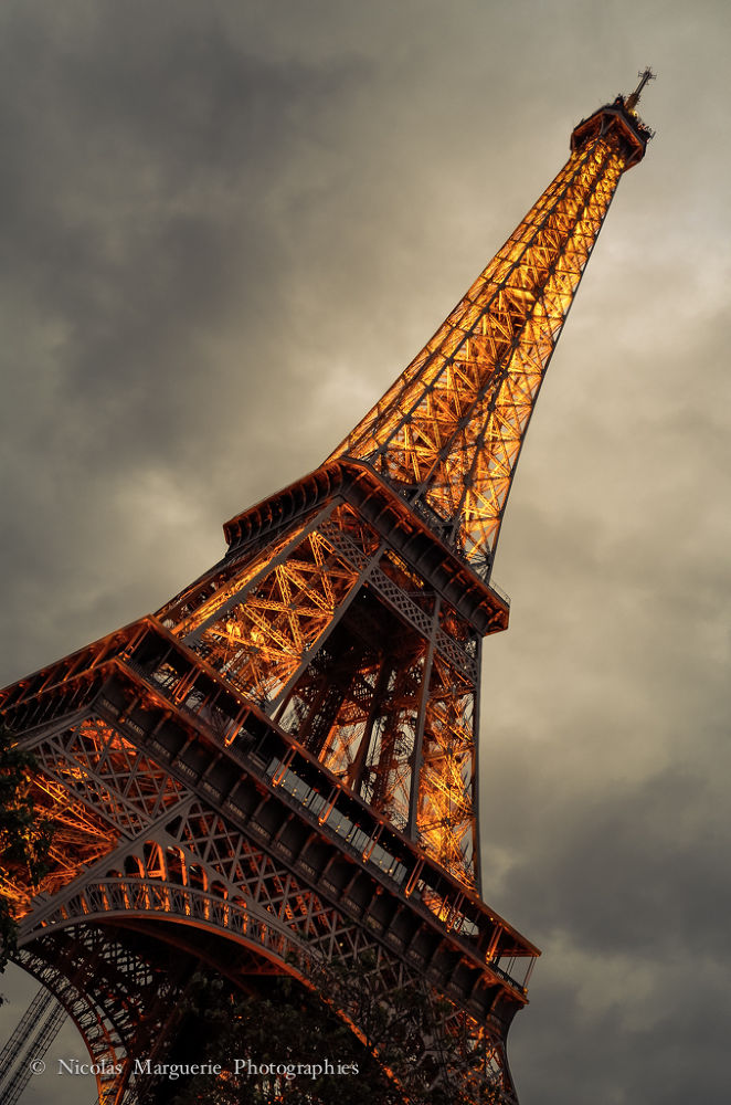 Photo in Architecture #tour eiffel #monument #architecture #france #paris #urbain #urban