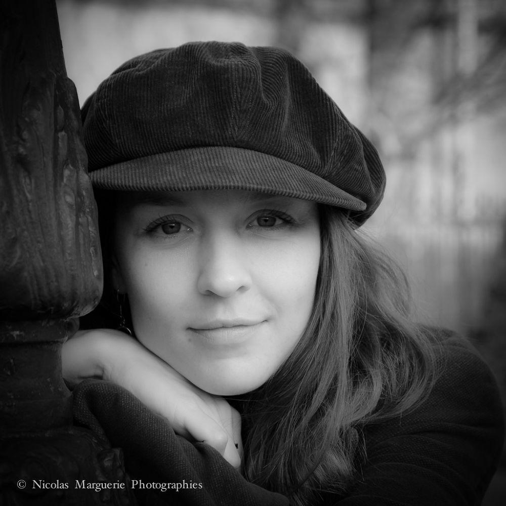 Quand Sarah... by Nicolas Marguerie Photographies