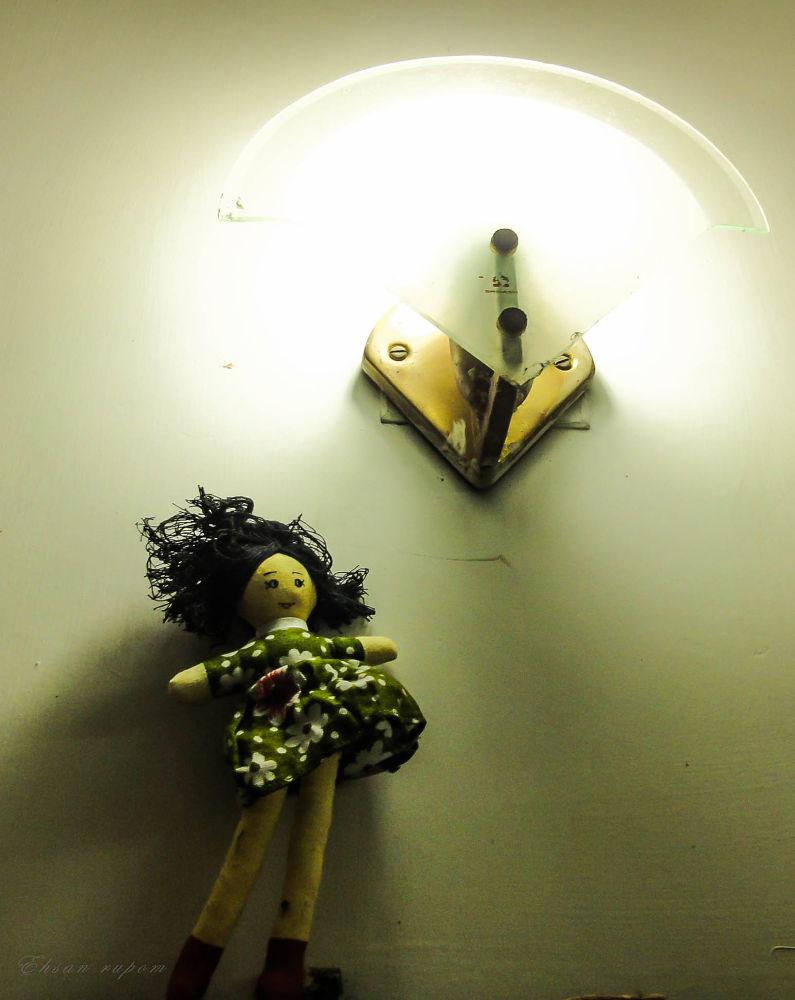 A doll by Atiul Ehsan Rupom