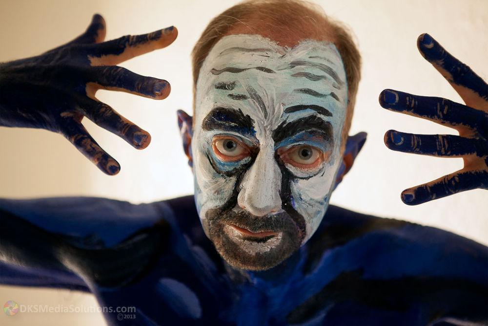 Blue (#16) by dksmedia