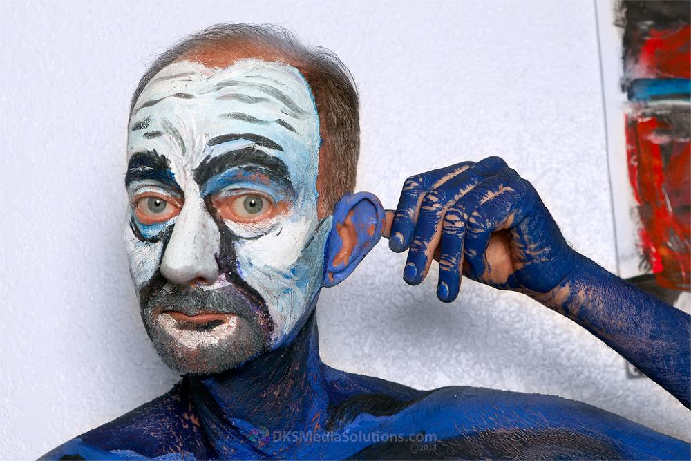 Blue (#38) by dksmedia