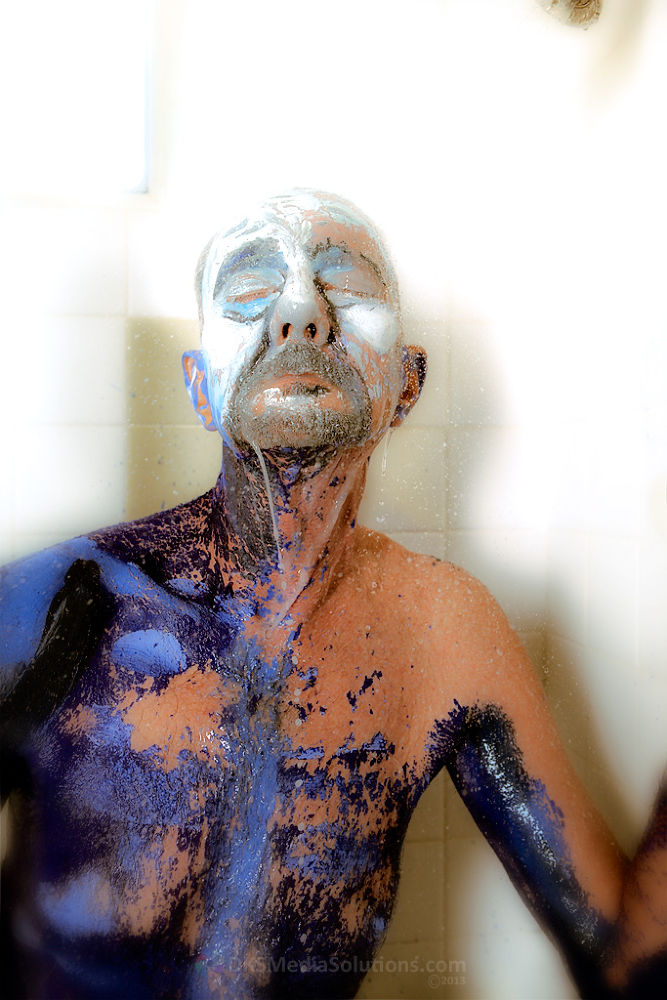 Blue (#49) by dksmedia