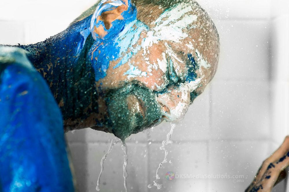 Blue (#52) by dksmedia