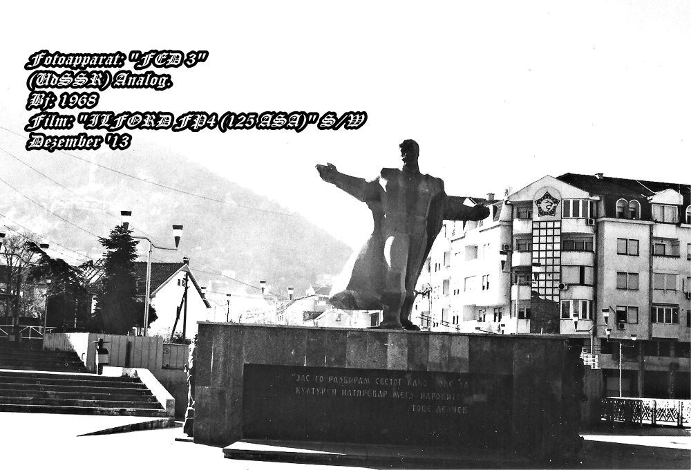 """F,Y,R.O.M-""""Strumnitsa"""" town. by citbx1989"""