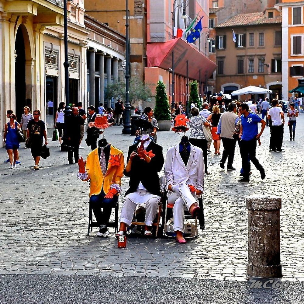 Roma by Mauro Corbucci