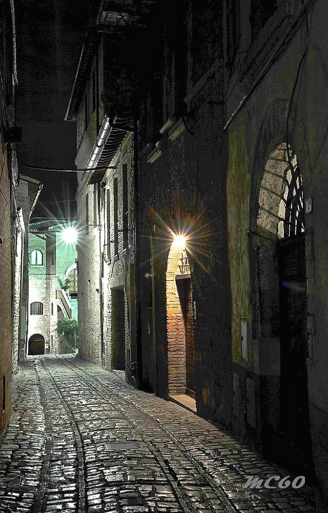Spello by Mauro Corbucci