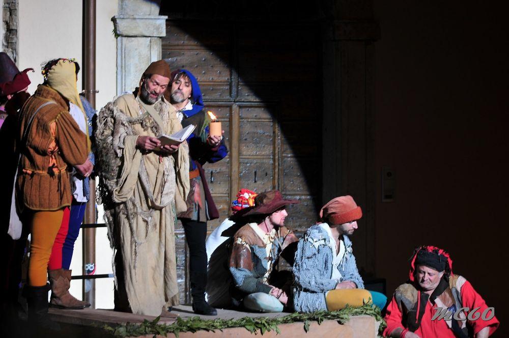 Assisi -Calendimaggio- by Mauro Corbucci