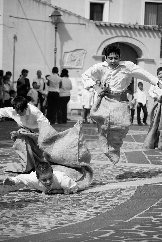 05 Olimpiadi dei giochi antichi della Sardegna by Giambus Can