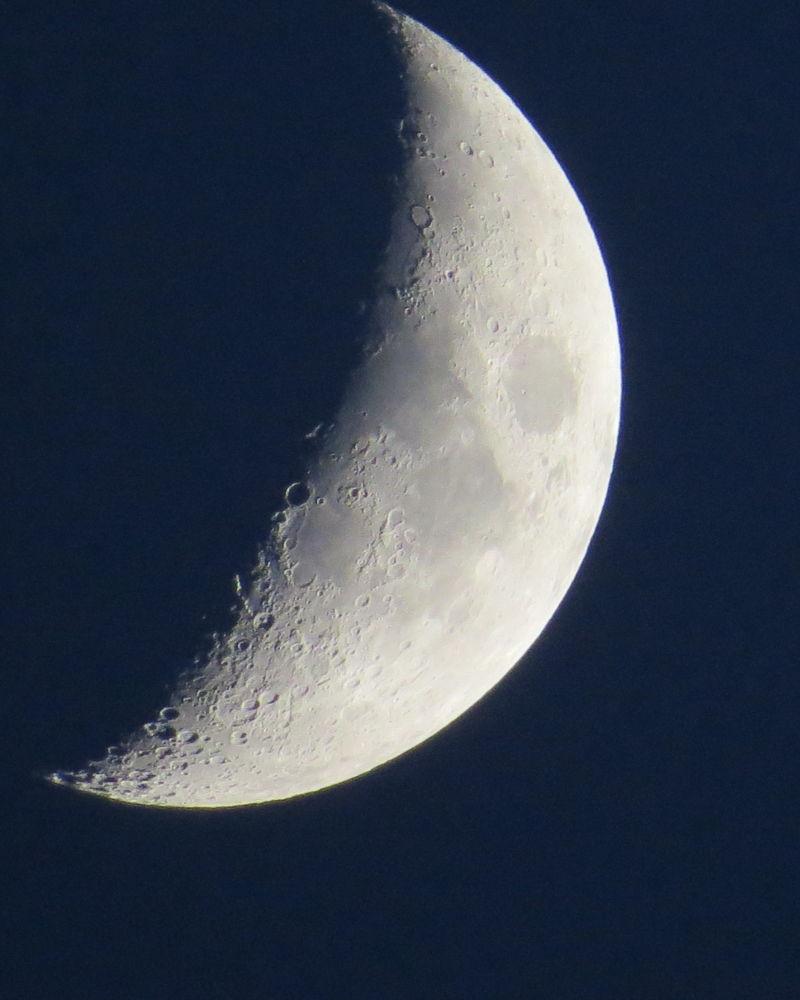 The Moon by Sandra Ka