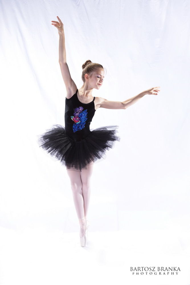 Photo in Portrait #ballet #studio #portrait #girl #artist #dancer #bowens #canon