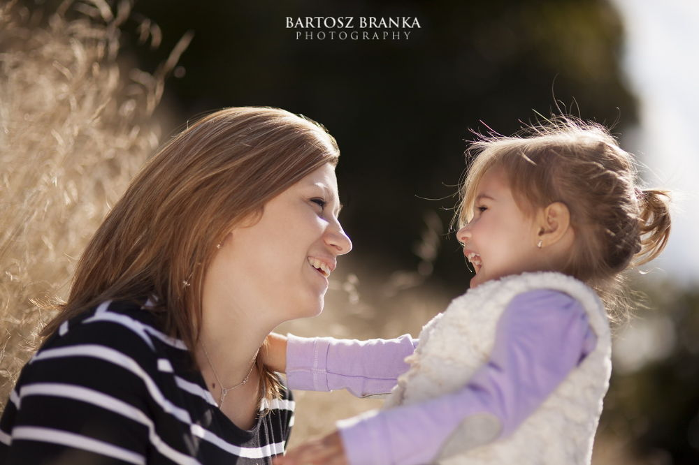 Photo in Family #child #mother #family #portrait #field #outdoor #beauty #emotion #laughter #smile
