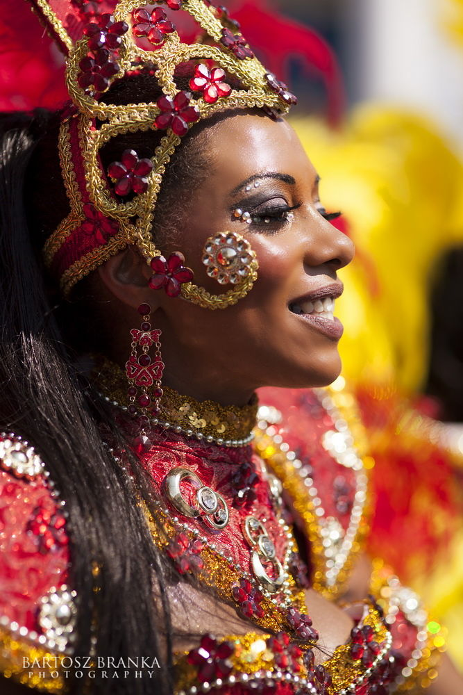 The Beauty of Brazil - Carnival's Portraits 2013 (11) by Bartosz Brańka
