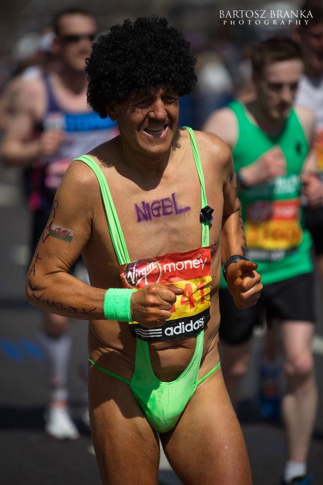 London Marathon 2013 (11) by Bartosz Brańka