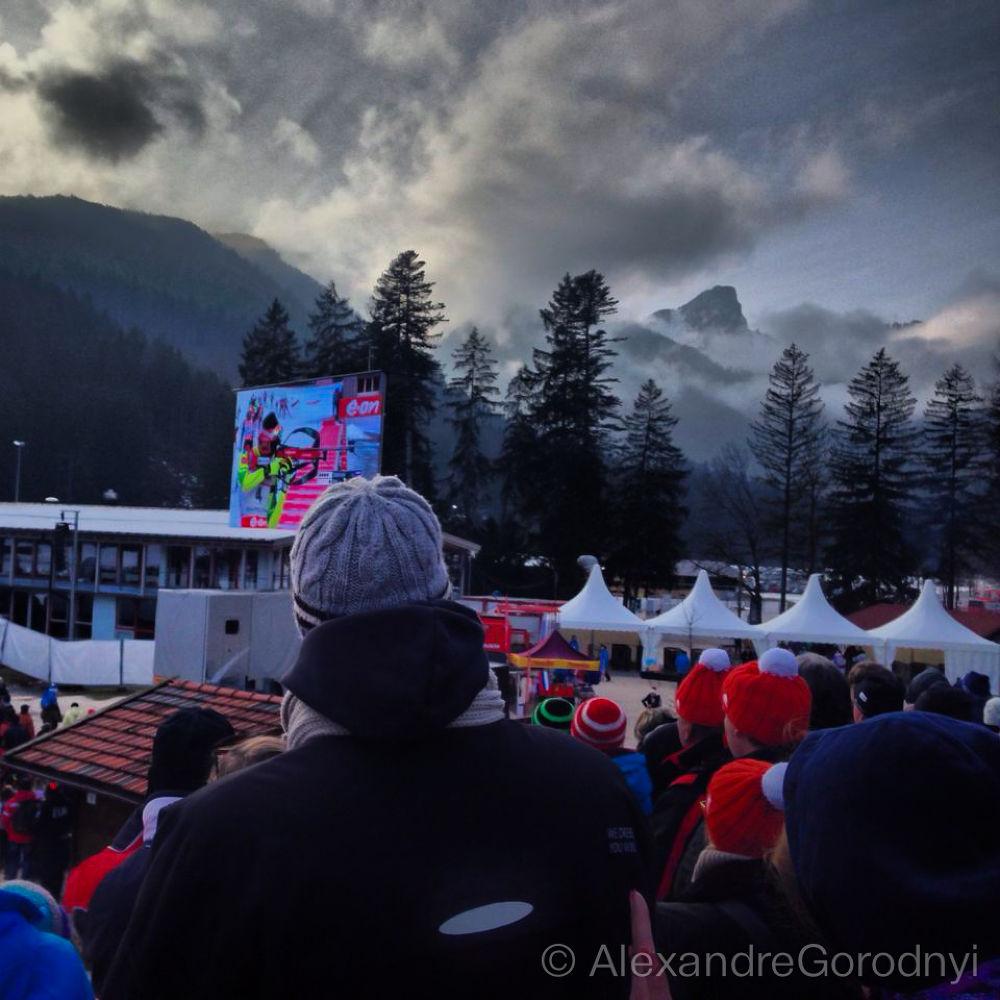 Biathlon Alps by Alexandre Gorodnyi