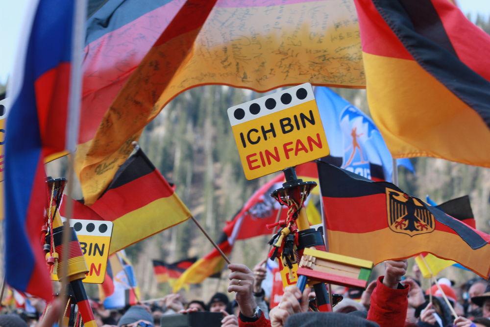 Photo in Sports #germany #biathlon #soccer