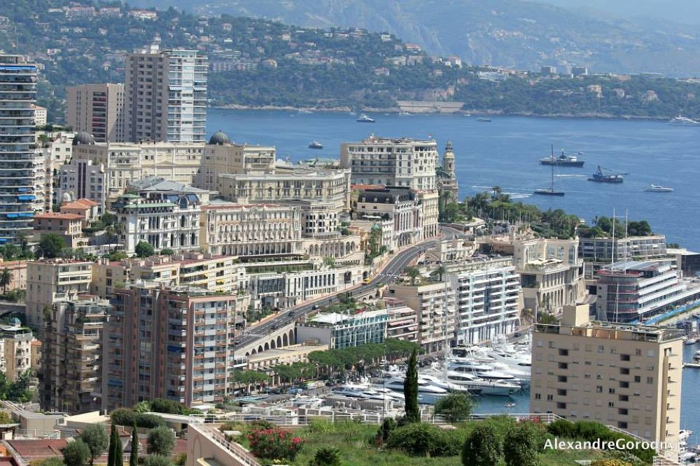 Photo in Cityscape #monaco #monte-carlo #cote azure #city