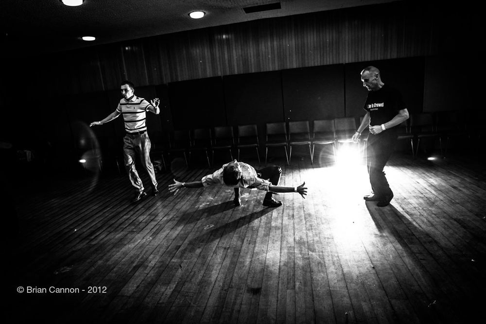 Radcliffe Northern Soul all-nighter. 2012 by Brian Cannon