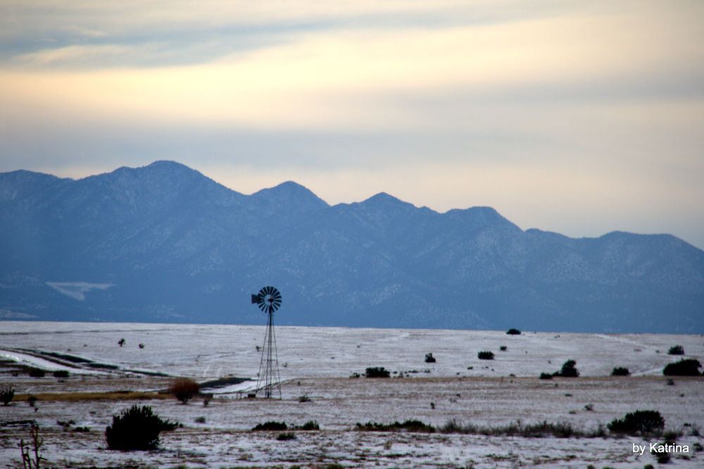 Santa Fe NM by klove